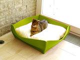 Kattenmand slaapmand design vilt