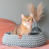 Sunny Basket - Grijsgroen_