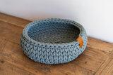 Sunny Basket - Pastel blauw_