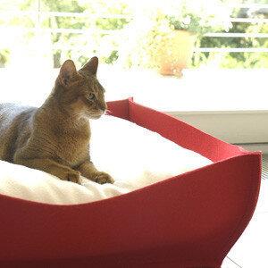 Vilten kattenmand Bowl XS