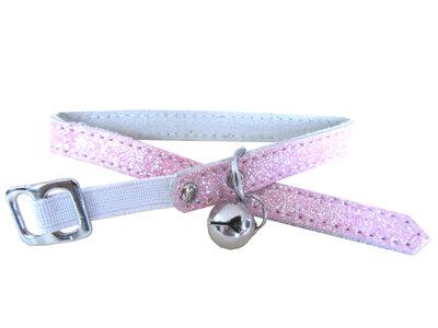 Halsbandje Glitter Roze