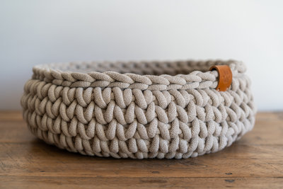 Sunny Basket - Beige