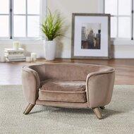 Enchanted katten sofa - Bruin