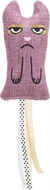 Trixie kat met franjes XXL - roze