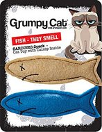 Grumpy Cat - Fish